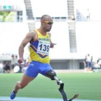 200mで新記録を出した山本篤選手