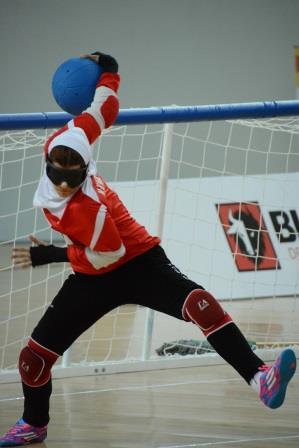 バウンドのある力強いボールなどで攻撃力のあるイランチーム
