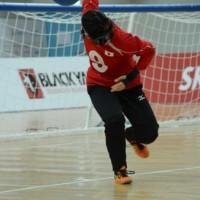 日本 安達阿記子選手