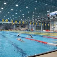 ナショナルトレーニングセンターで強化合宿が実施された