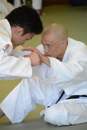 男子60kg級 廣瀬誠選手