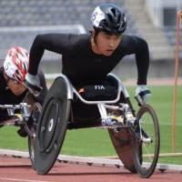 男子(T54) 1500m決勝 鈴木朋樹選手