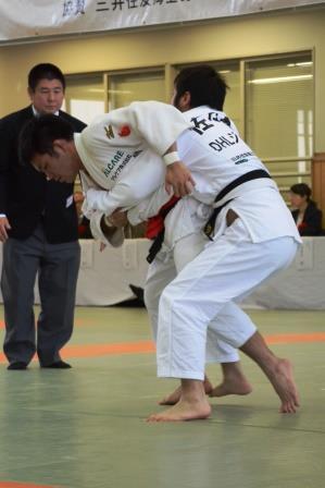 男子81kg級 北薗新光選手