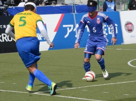日本5番黒田智成選手