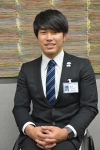 鈴木朋樹選手