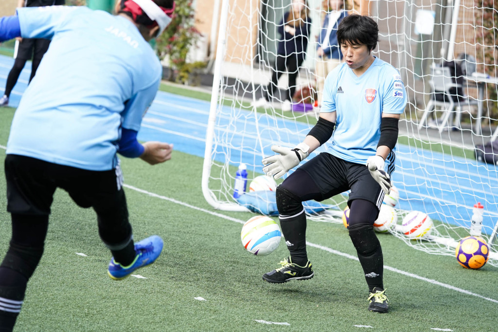 日本代表強化指定選手に選出された本多さかえ