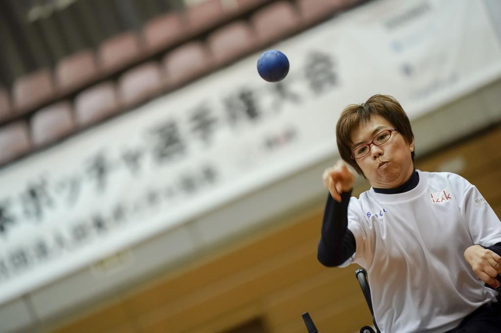 BC1、藤井友里子の投球