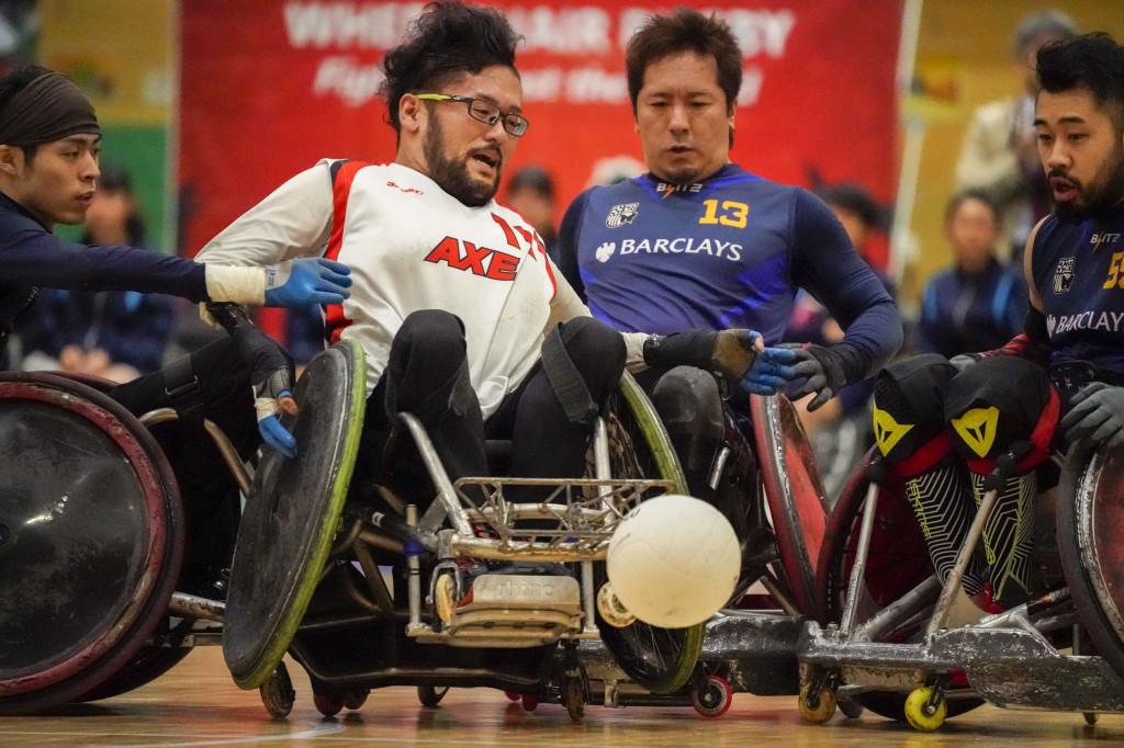 12月14日~16日に千葉県で開催される第20回日本選手権を控えていることもあり、本気のプレーを見せる選手たち