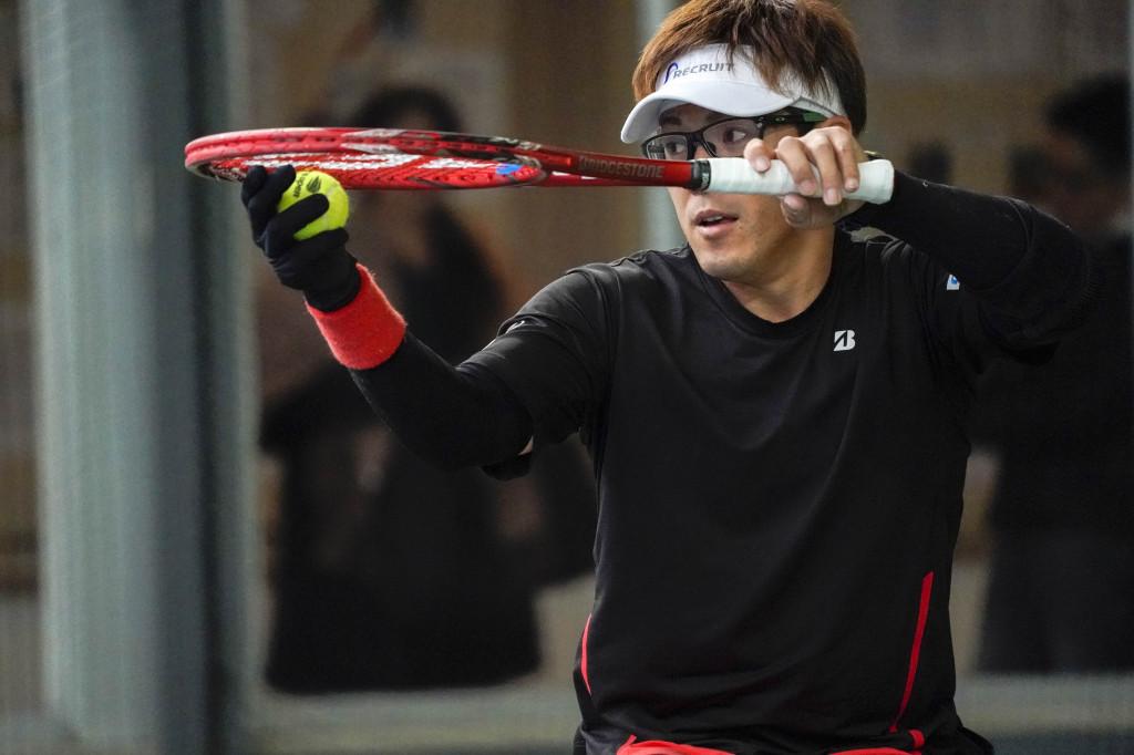 クァード決勝。このクラスで圧倒的な力を見せた菅野浩二選手。KO1812100532