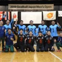 優勝した日本Aと2位のタイ