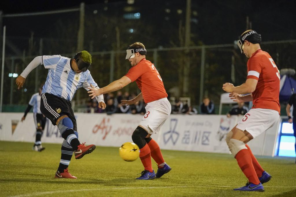 決勝は、アルゼンチン対イングランド