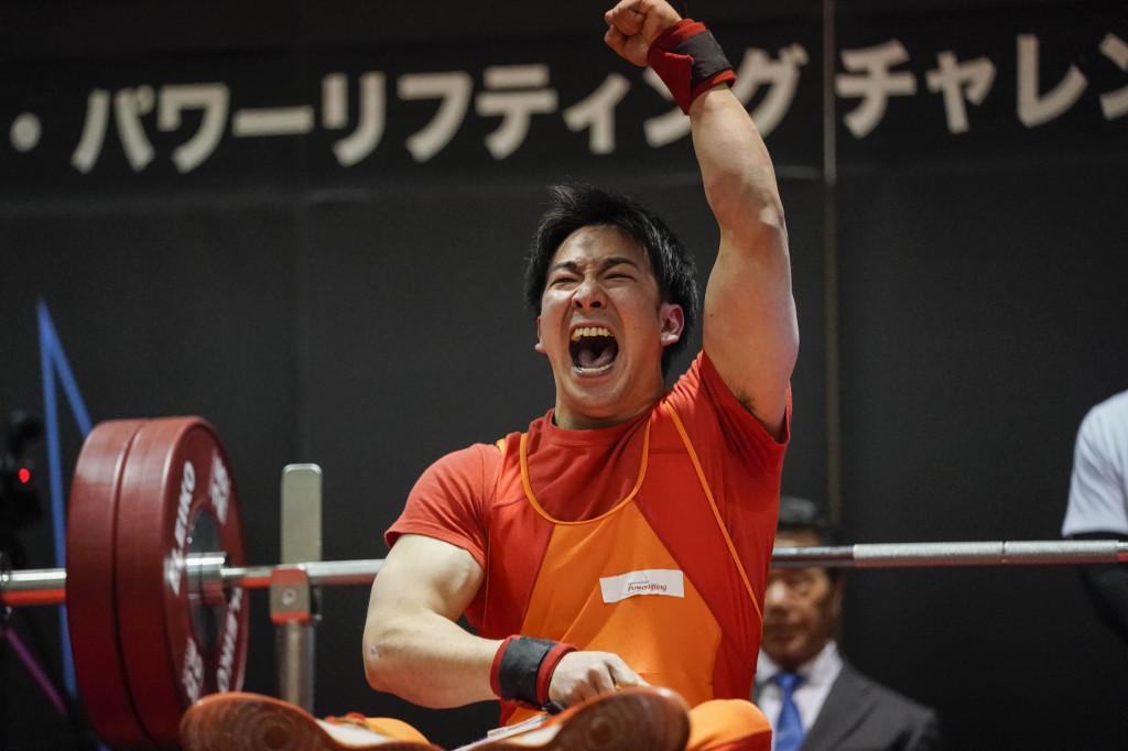男子59kg級、世界選手権を目指し三つ巴の争いを制した光瀬智洋