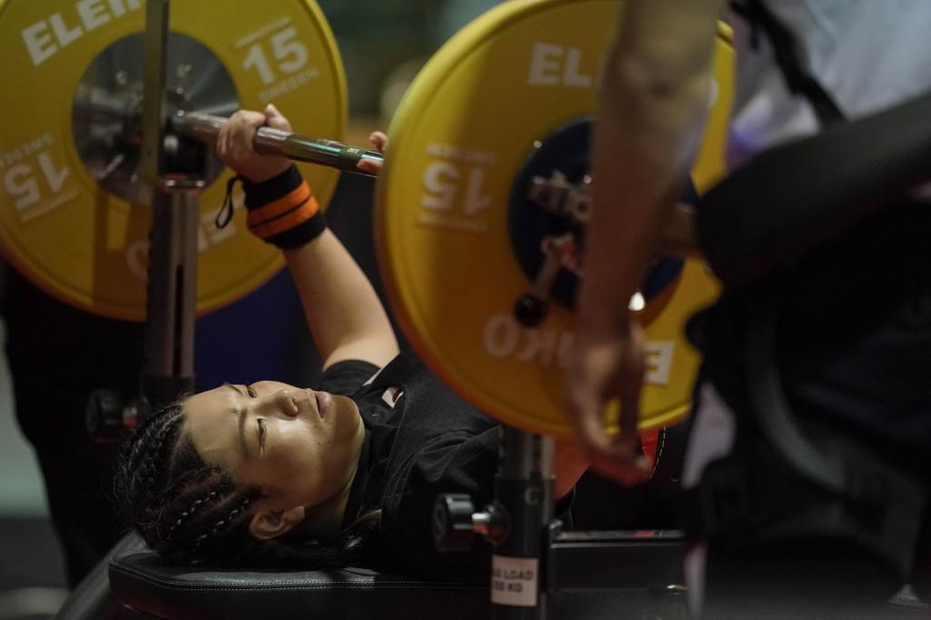 女子55kg級マクドナルド山本 恵理