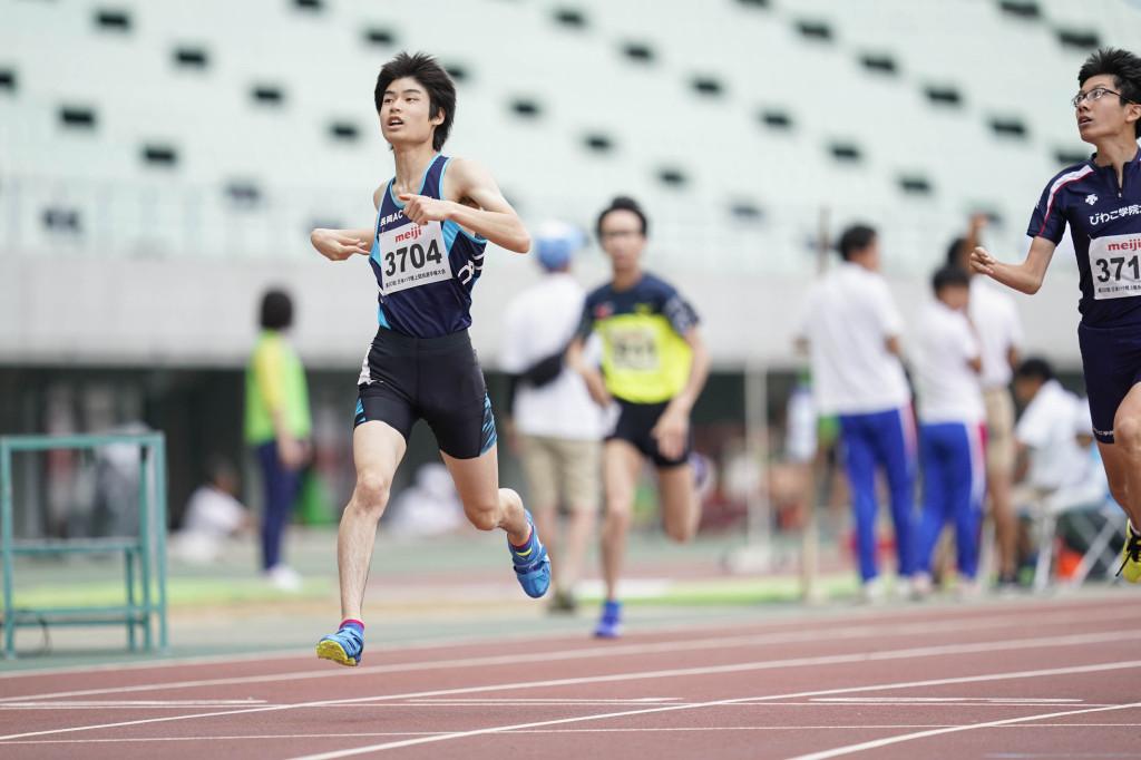 T37クラス松田選手