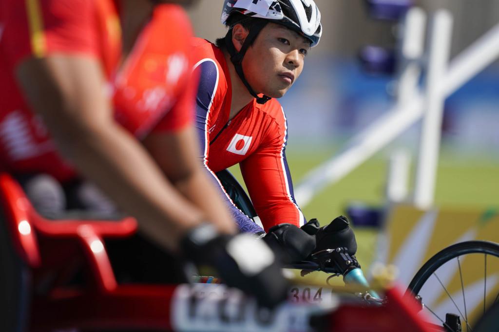 パラ陸上・男子T54クラス 生馬知季選手(写真提供:小川和行)